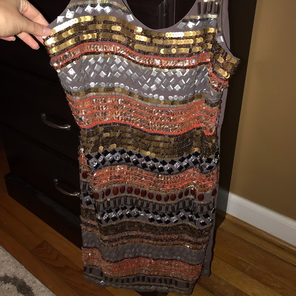 Romeo & Juliet Couture Dresses & Skirts - Romeo & Juliet beaded dress size small